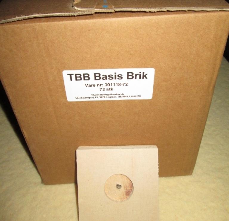 TBB Basisbrik, 72 stk